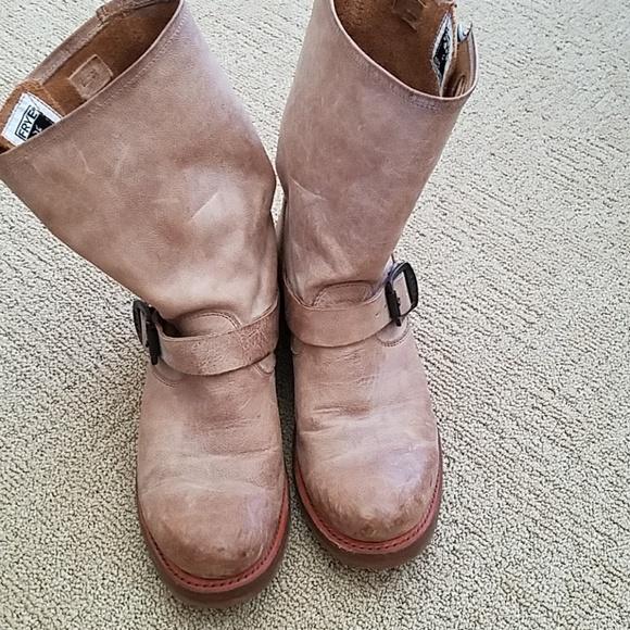 Frye Shoes - Frye Veronica Shortie